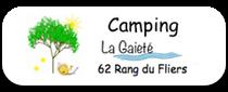 Camping la Gaieté